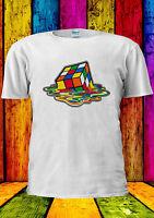 Melted Melting Rubix Cube Big Bang T-shirt Vest Tank Top Men Women Unisex 2340