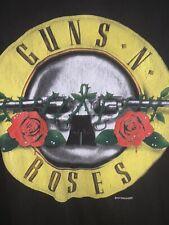 New listing Vtg Rare 87 Guns N Roses Tour Shirt Gnr Donington Eng Monsters Of Rock