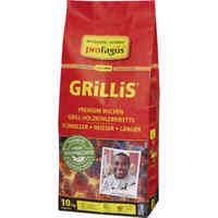 proFagus Premium Grillbriketts GRiLLiS 10 kg BBQ Briketts
