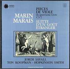 JORDI SAVALL - Marin Marais - LP - Astree AS 13