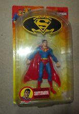 DC DIRECT RETURN SUPERGIRL SUPERMAN  comic FIGURE Action Series 7 batman
