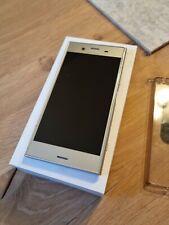 Sony Xperia XZ1 - 64GB - Warm Silver (Ohne Simlock) Smartphone