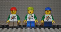 Lego Classic Space Figuren twn224 twn131 cty0436 aus Sets 31036 9348 60024