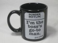 the office mug jim the office tv show dunder mifflin coffee mug cup im bosss go for sale ebay