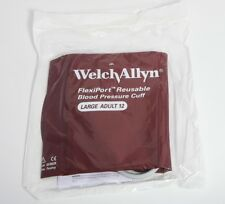 Welch Allyn FlexiPort Reusable Blood Pressure Cuff Adult Size 12 LARGE 30020854B