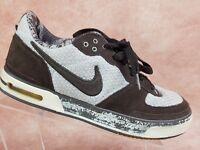 Nike Air Captivate Size 10 Men's Brown Rare Athletic Sneaker Shoe 314336 001