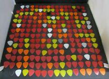 JIM DUNLOP & Scotty's Guitar Pick USA NYLON Used VINTAGE Lot