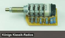 Potentiometerplatine für Europa Cassette 663 #Pot6