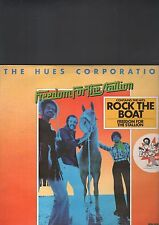 THE HUES CORPORATION - freedom for the stallion LP