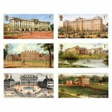 UK Buckingham Palace Stamp Set MNH 2014