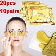 Crystal Collagen Gold Eye Mask Augenpads Anti Aging Feuchtigkeitsmaske ORIGINAL