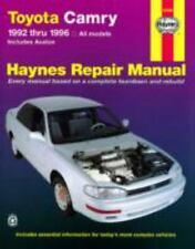 Toyota Camry 1992-1996  (1999, Paperback) ***W2712**