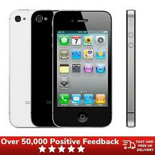 Apple iPhone 4 Unlocked Smartphone 16GB A1332 2010 Various Colours