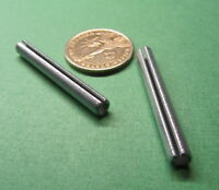 """Slotted Roll Spring Pin Zinc Plate Steel 500 pcs 3//32/"""" Dia x 1//4/"""" Length"""