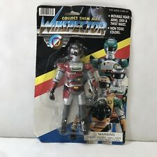Winspector 1990:Robocop figure vintage kamen rider Rare Collectible Never Opened