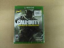 Call of Duty: Infinite Warfare (Microsoft Xbox One, 2016)  NEW AND SEALED