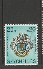 Seychelles 1977/84 defs 20Rs FU SG 419a