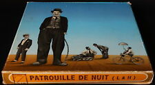 *** FILM SUPER 8 NB MUET / 60 METRES - LAUREL ET HARDY PATROUILLE DE NUIT ***