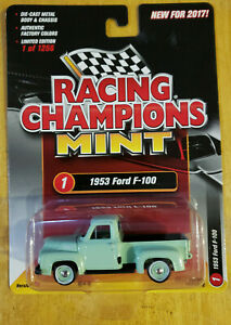 Racing Champions 2017 Release 2 Version A Mint 1953 Ford F-100