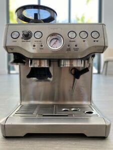 Breville the Barista Express Espresso Machine - BES870XL(Missing Filter Holder)
