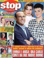 Stop 2014 50.Carlo Conti, Arisa,Emma Marrone,Veronica Maya,Mango,Fabrizio Frizzi