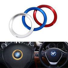 Cerclage Anneaux Bleu Anodisé VOLANT BMW TOUS MODEL SÉRIE 1 2 3 5 6 7 M3 M5 SPOR