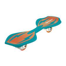 Razor RipStik Ripster Brights Caster Board - Green and Orange