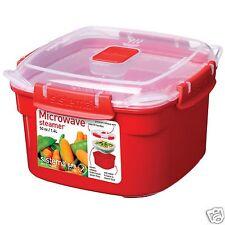 Sistema Red Microwave Klip-it Steamer 1.4L 18001101