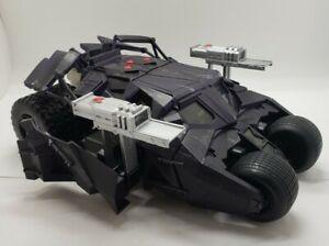 Dark Knight Batmobile Tumbler Assault Car H1387  DC Comics