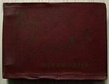 Oldsmobile AUTO COLORI e tappezzeria stoffa grafico 1949 76,88,98 STATION WAGON