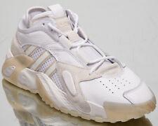 Adidas Originales Streetball Para Hombre Zapato Tenis Atléticas estilo de vida de alúmina Blanco