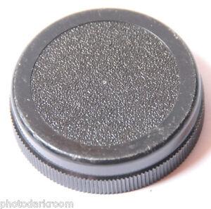 for Pentax Screw Mount - Plastic Rear Lens Cap - USED X146