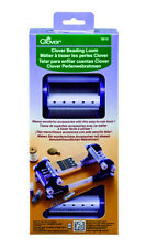 Clover beading loom for Bead Bracelets Bookmarks Creations Micro Beads Weave