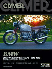 CLYMER REPAIR MANUAL Fits: BMW R100RS,R100,R65,R80,R80RT,R80G/S,R65LS,R100CS,R10