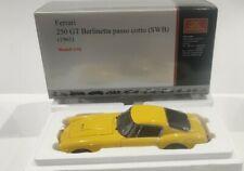 1:18 - CMC M-054 Ferrari 250 GT Berlinetta passo corto (SWB) in OVP