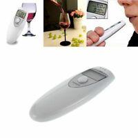 Digital Portable LCD Digital Alcohol Breath Tester Analyzer Breathalyzer