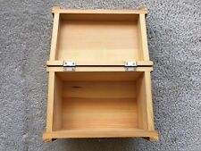 Breyer Horse Traditional Accessory Extra Large Wooden Tack Box Trunk Model