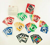 UNO Vintage Family Card Game Complete 2-10 Players 7 to Adult 1983