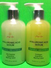 6oz(2B) Hyaluronic Acid Serum, Collagen, Peptide, Argireline, Matrixyl, VitaminC