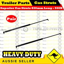 Superior 2 x Superior Gas Struts 830mm Long 500N - TRAILER CARAVAN TENT