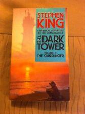 Dark Tower 1:Gunslinger: The Gunslinger v. 1 by King, Stephen Paperback Book The
