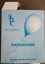 Space Data Corporation Radiosonde Weather Instrument 916-10-01 - LOT of 3