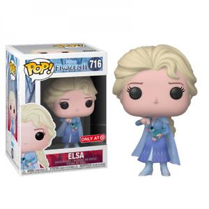 Funko Pop! Frozen 2 - Elsa Salamander Vinyl Figure Special Edition 716 ii Disney