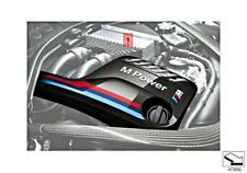 Genuine BMW M3 M4 GTS F80 F82 F83 F87 Engine Cover Carbon Fibre 11122413815