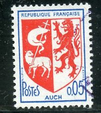 STAMP / TIMBRE FRANCE OBLITERE N° 1468 BLASON / AUCH
