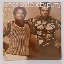 James and Bobby Purity You & me Casablanca STATI UNITI Sigillato # W