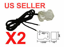 Mercury Tilt Switch =INDESTRUCTIBLE= Mercury Alarm Car Omega Position SEALED x 2
