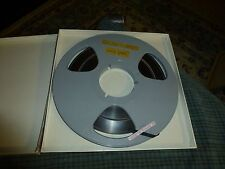 Vintage BENEFLEX FRED S JAMES Voice Outs & Dub Reel 2 Reel Tape
