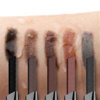 Makeup Eyebrow Eye Brow Eyeliner Pencil Liner + Brush Cosmetic Tool Waterproof