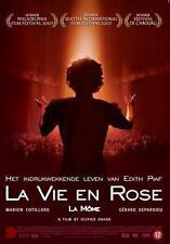 LA VIE EN ROSE : van/de OLIVIER DAHAN DVD nieuw neuf MARION COTILLARD Depardieu